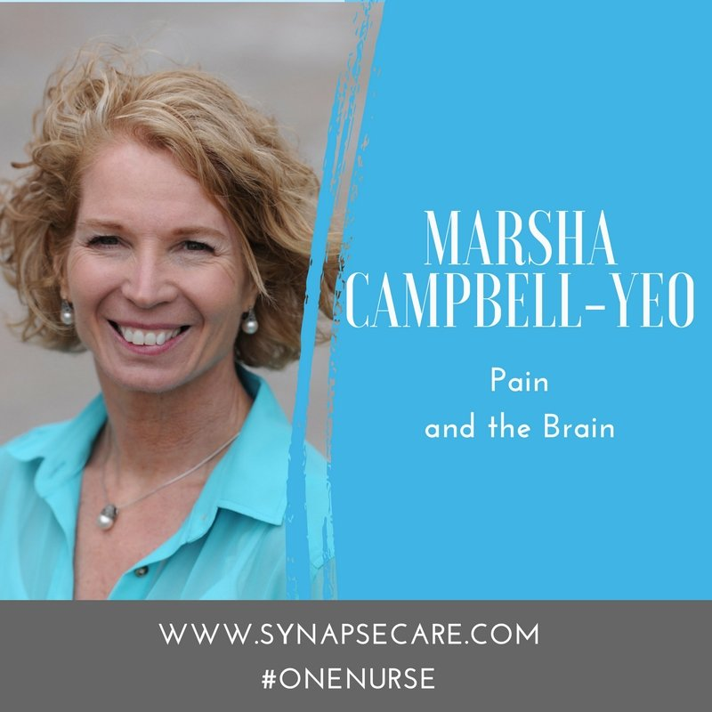 Pain and the Brain: Marsha Campbell-Yeo Focuses On Pain and Neurodevelopment