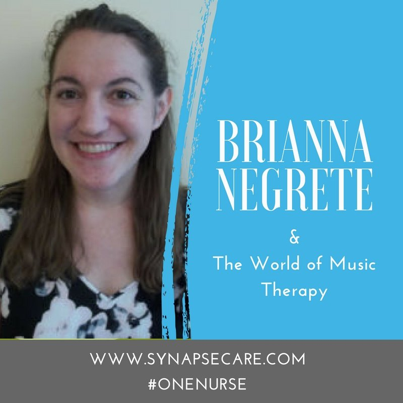 Brianna Negrete & The World of Music Therapy