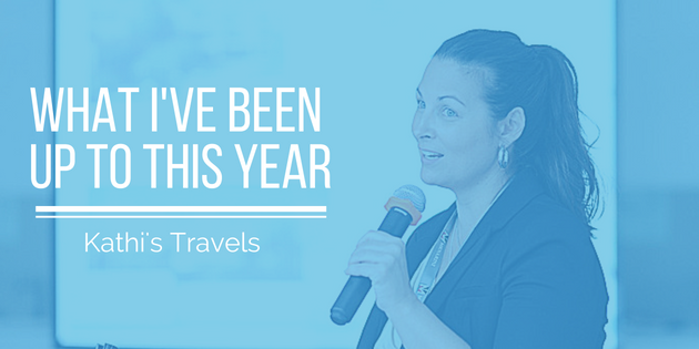What I've Been Up To This Year :: Kathi's Travels