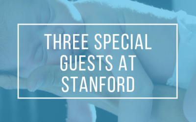 Three Special Guest Faculty at Stanford's NeuroNICU Course