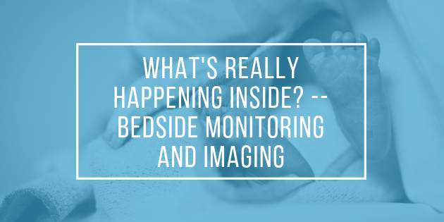 What's really happening inside? — Bedside Monitoring and Imaging