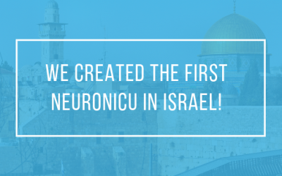 We created the first NeuroNICU in Israel!